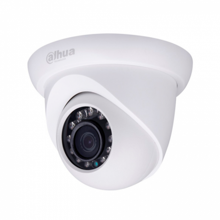 Dahua DH-IPC-HDW1120SP (3.6 мм) gray IP видеокамера на 1,3 MP