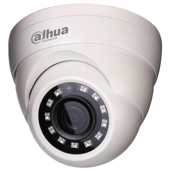 Dahua HAC-HDW1100RP-S3 (2.8 мм) CVI видеокамера на 1.0 MP