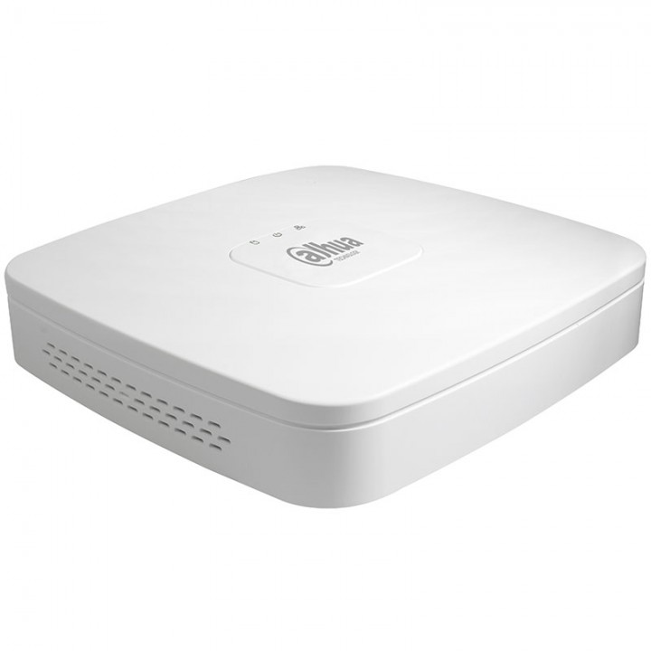 IP видеорегистратор Dahua DH-NVR4104-P-4KS2 на 4 камеры