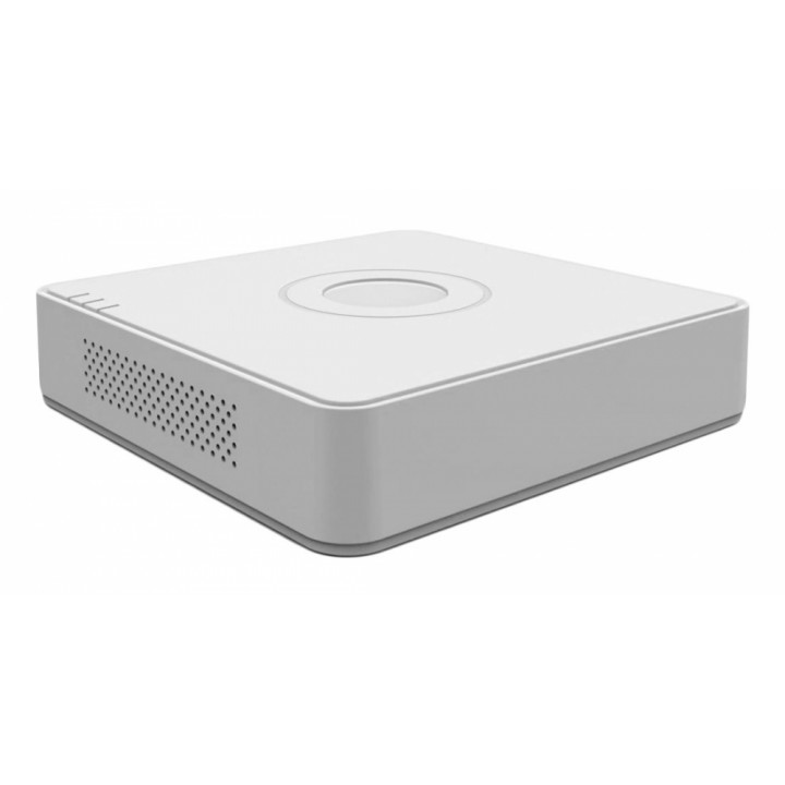 Hikvision DS-7104NI-E1/4P 4-канальный IP видеорегистратор