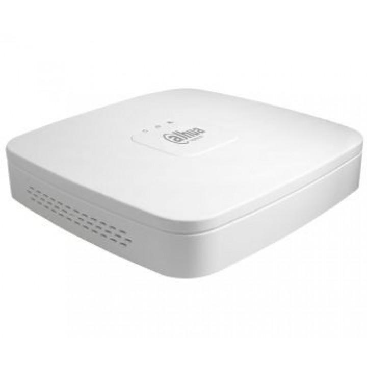Dahua DH-NVR2104-S2 на 4 камеры IP видеорегистратор