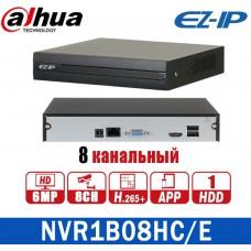 Dahua NVR1B08HC/E на 8 камер IP видеорегистратор