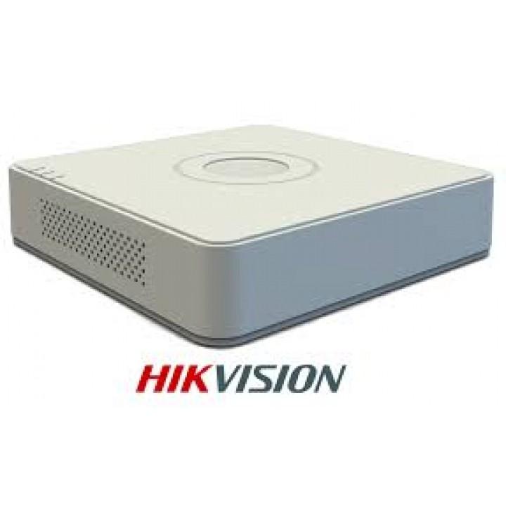 HD-TVI видеорегистратор на 16 камер HikVision DS-7116HQHI-K1