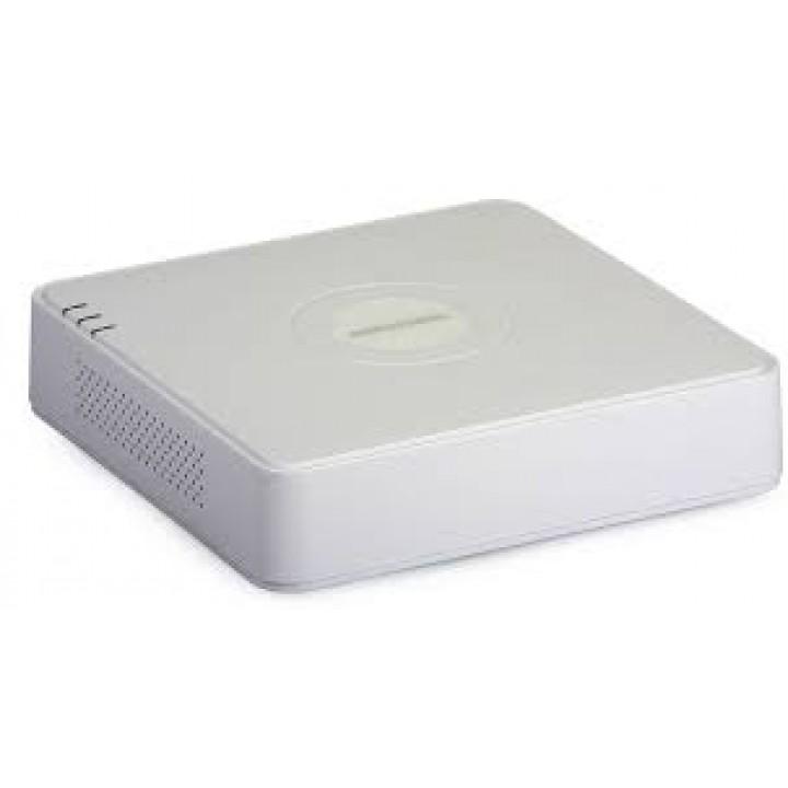 HD-TVI видеорегистратор на 4 камеры HikVision DS-7104HQHI-F1/N