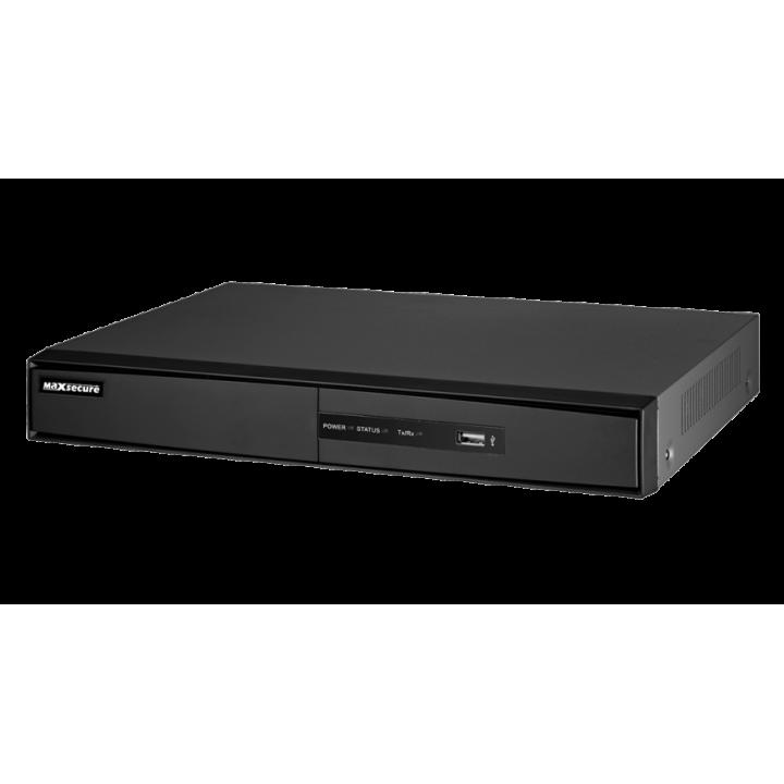 HD-TVI видеорегистратор на 8 камер HikVision DS-7208HQHI-F1/N