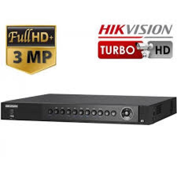 HD-TVI видеорегистратор на 8 камер HikVision DS-7208HUHI-F1/N