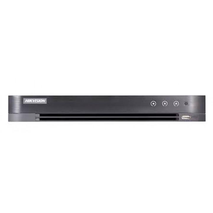 HD-TVI видеорегистратор на 8 камер HikVision DS-7208HUHI-K2/P