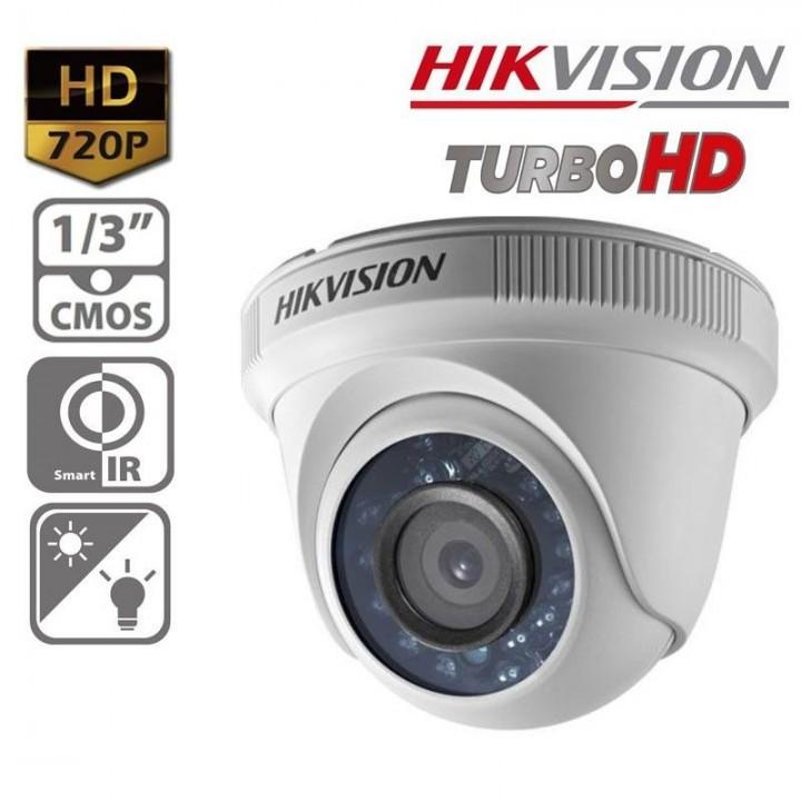 HD-TVI видеокамера 1.0 Mp HikVision DS-2CE56C0T-IRP (2.8 мм)