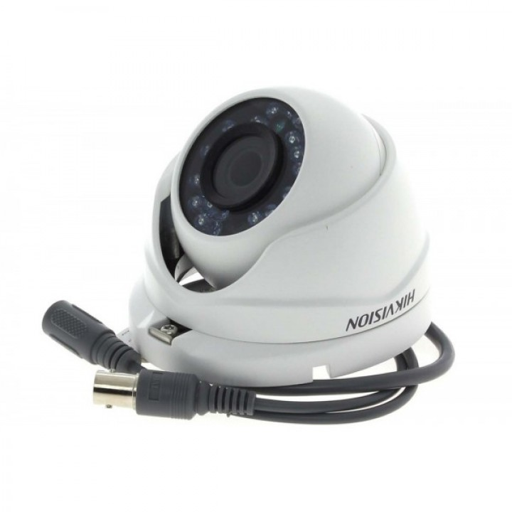 HD-TVI видеокамера 2.0 Mp HikVision DS-2CE56D0T-IRM (2.8 мм)