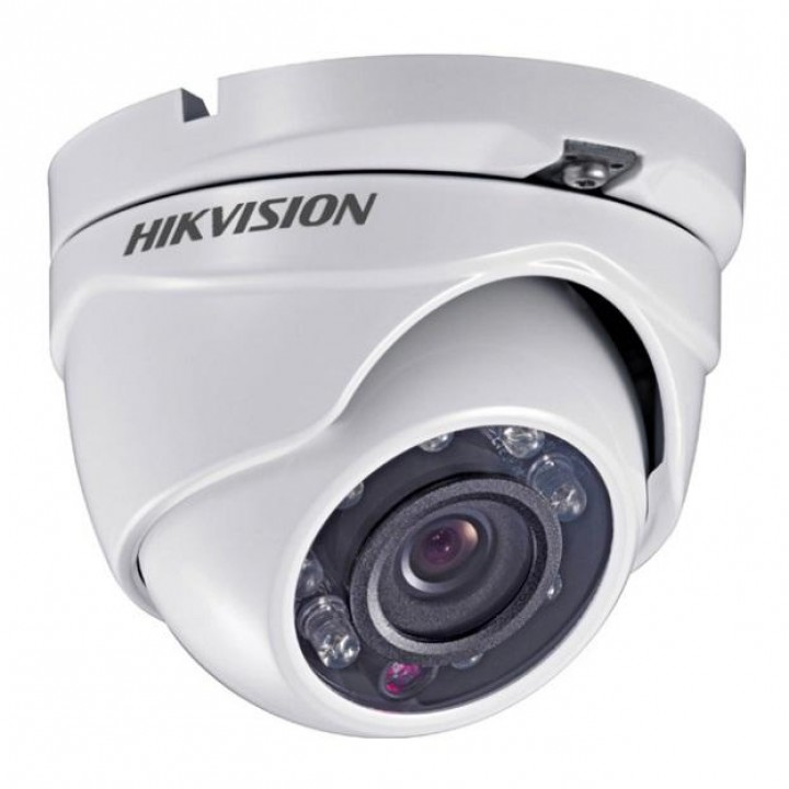HD-TVI видеокамера 2.0 Mp HikVision DS-2CE56D0T-IRMF (2.8 мм)