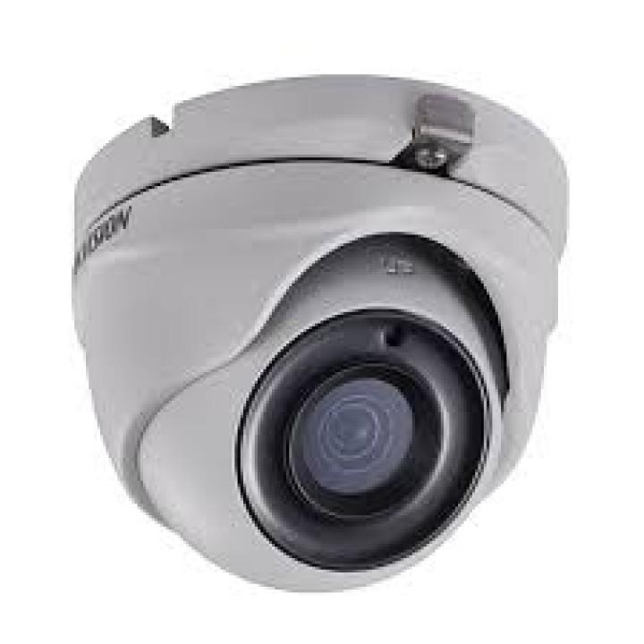 HD-TVI видеокамера 3.0 MP HikVision DS-2CE56F7T-ITM (2.8 мм)