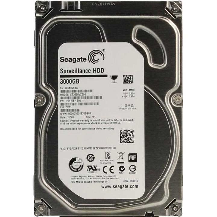Жесткий диск 3Тб ST3000VX006