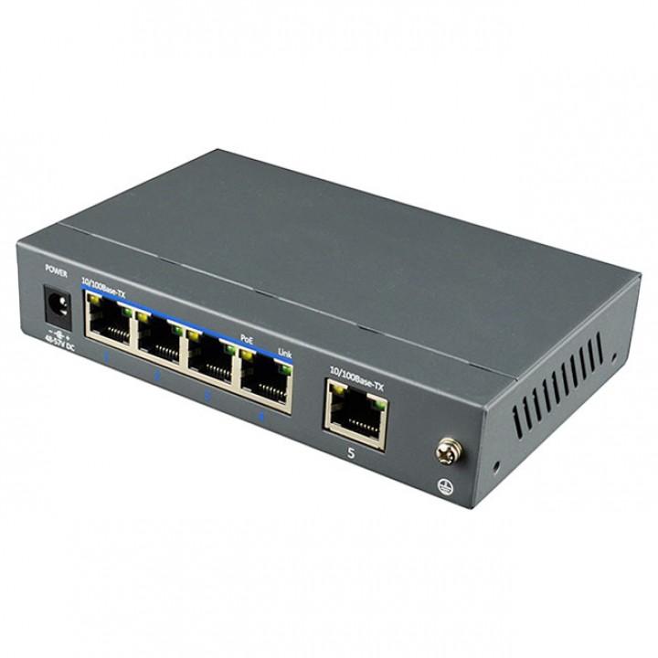4-портовый коммутатор Utepo UTP1-SW0401-TP60