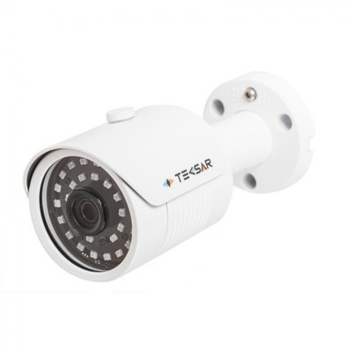 Tecsar AHDW-40F4M (3.6 мм) AHD видеокамера 4 MP